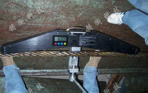 绳索张力测量仪图片