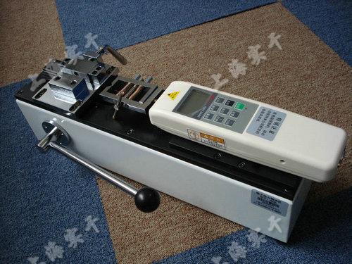 端子拉机图片  可配置数显推拉力计
