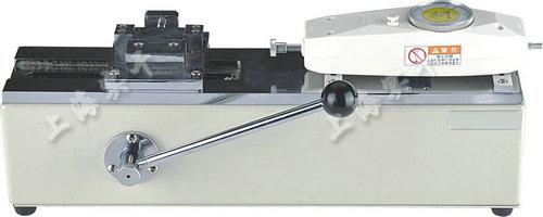 端子拉机图片  可配置表盘推拉力计