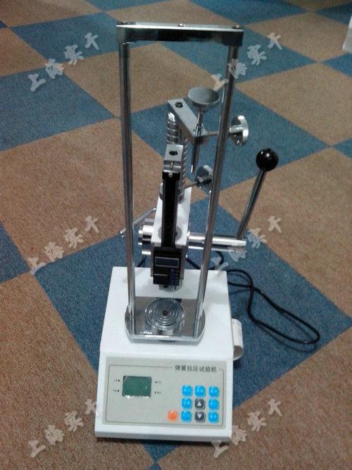 弹簧回弹测试仪_SGTH数显压缩弹簧测试机