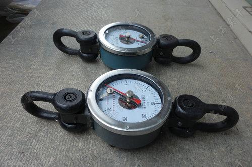 牵引力专用机械测力计