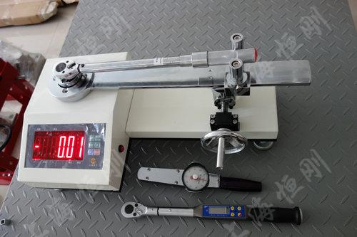 SGXJ型扭矩扳手检定仪