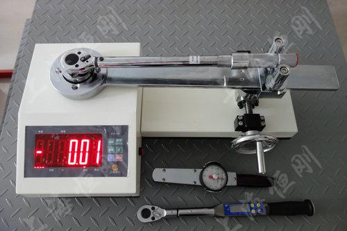 预置式扭力扳手校验仪