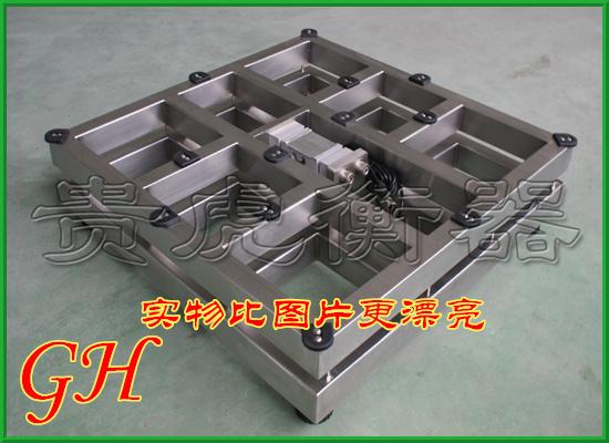 TCS落地式电子台秤,30mm*40mm150公斤电子称