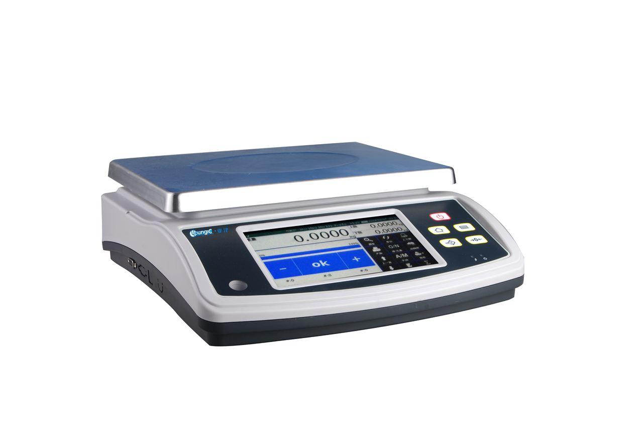 智能计数桌秤,触摸屏带打印电子秤
