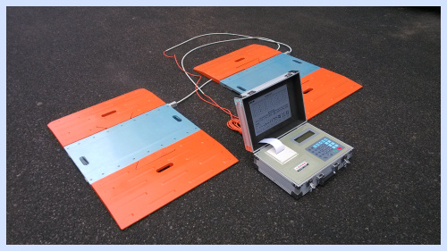 便携式移动电子称_移动电子磅5吨