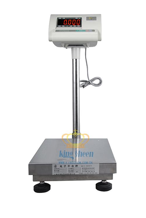 上海150kg防水电子计重秤