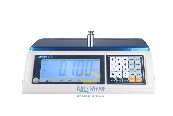 上海30kg电子计重桌秤