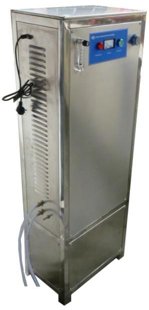 水冷氧氣源一體式臭氧發生器