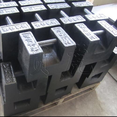 砝码,锁型法码,铸铁砝码25千克