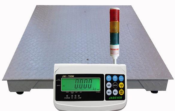 2吨报警电子秤,2吨不锈钢电子称,2吨打印电子称
