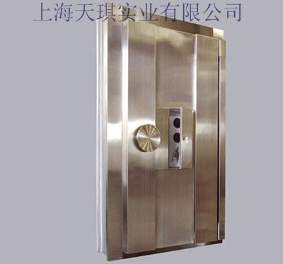 金华银行金库门