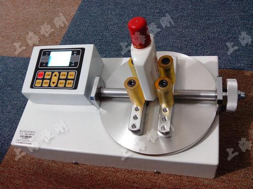 數顯瓶蓋扭矩測試儀