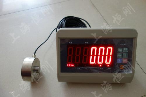 轮辐式外置式数显测力计(外螺纹)