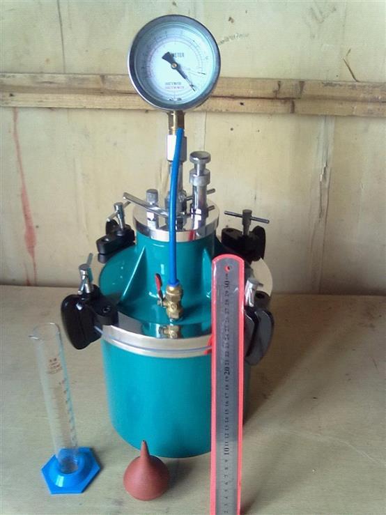 混凝土含气量测定仪产品图