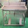 LJ供应不锈钢多人洗手槽 双水位洗手设备